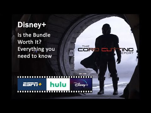 Disney+ Bundle with Hulu and ESPN+ or Disney+? The Definitive Guide