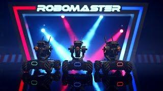 RoboMaster S1 від компанії CyberTech - відео