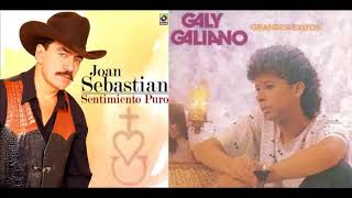 JOAN SEBASTIAN VS. GALY GALIANO (FULL AUDIO)