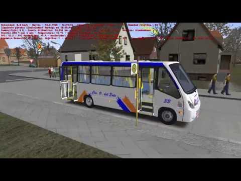 Omsi 2 - FF Desing Neobus Thunder LO 915 - CodelEs
