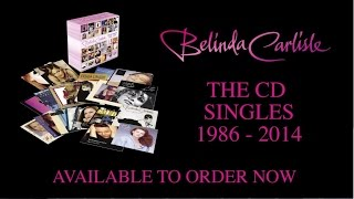 Belinda Carlisle: The CD Singles 1986 – 2014 Trailer