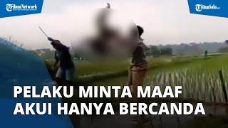 Viral Video Bocah Dilempar ke Kali, Pelaku Akui Hanya Bercanda, Kapolres: Diselesaikan Kekeluargaan