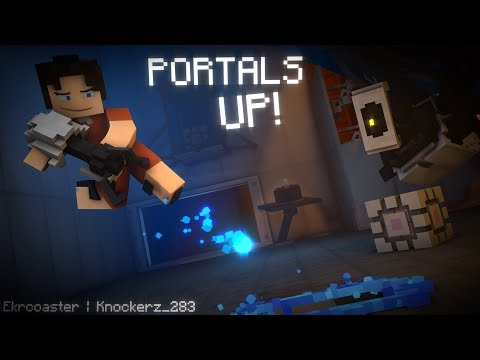 """""""PORTALS UP!"""" 