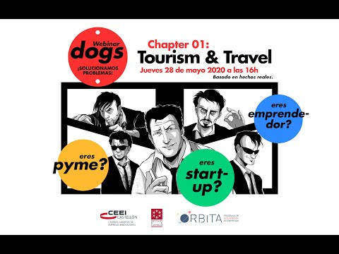 Webinar dogs: Chapter 1, Tourism & Travel