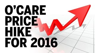 Obamacare PENALTY Hike 2016 - How Will It Affect The Common American?