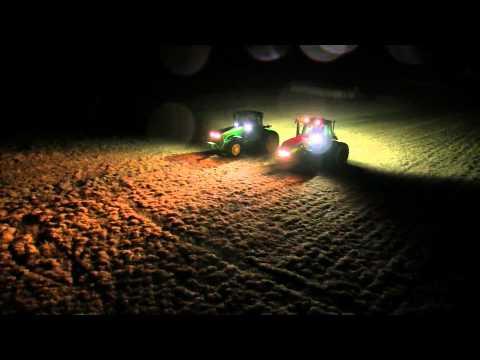 Traktor – Upgrade mit Tyri LED-Arbeitsscheinwerfer (German)