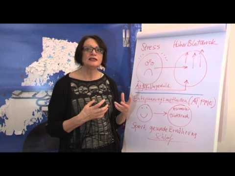 Hypertonie in der Schwangerschaft Bestimmung