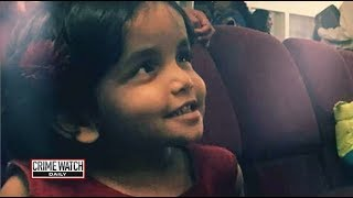Sherin Mathews' Body Found, Dad Arrested - Crime Watch Daily with Chris Hansen