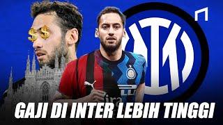 Calhanoglu & Keputusan yang Memberi Luka Pada Penggemar AC Milan