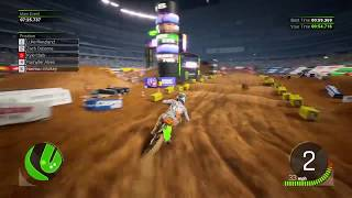 Monster Energy Supercross 2 | 250 East Rounds 1-2 (Full Length)