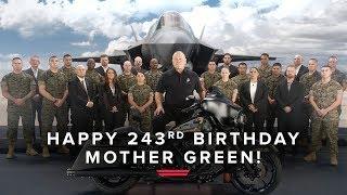 Bob Parsons' Marine Corps Birthday & Veterans Day Salute 2018