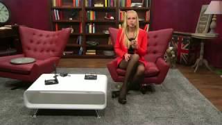newgen medicals Kabelloses Infrarot-TV-Hörsystem mit Akku & Kinnbügel