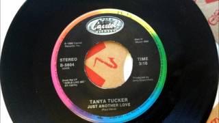 Just Another Love , Tanya Tucker , 1986 Vinyl 45RPM