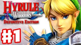 Linkle S Tale Powers Collide Hyrule Warriors Definitive Edition Gameplay Walkthrough Part 10 Free Online Games