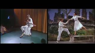 Dancing In The Dark - Gilda Radner - Steve Martin - Fred Astaire - Cyd Charisse