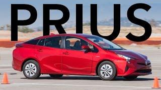 2016 Toyota Prius Quick Drive | Consumer Reports