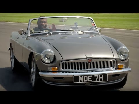 The MGB Abingdon Edition at Silverstone   Extra Gear   Top Gear