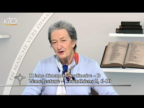 11e dimanche ordinaire B - 2e lecture