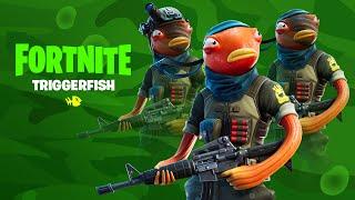 Fortnite Shorts - Triggerfish