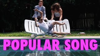 POPULAR SONG - Mika & Ariana Grande OFFICIAL MUSIC VIDEO
