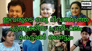 Uppum Mulakum Artist Daily Income