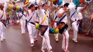 preview picture of video 'Danzantes de Navajeda - San Mamés 2013 - Parte 3/5'