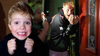 Tydus THREW Jake Paul a SURPRISE Birthday Party! *EMOTIONAL*