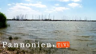 preview picture of video 'Die Strände am Neusiedlersee'