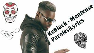 KeBlack   Menteuse  (paroleslyrics)