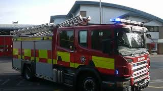 preview picture of video 'FJC21P2 (Aylesbury HQ) Turnout'