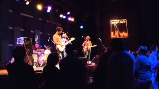 "Josh Rouse - ""Comeback (Light Therapy)"" at the World Cafe Live in Philadelphia 4/26/2013"