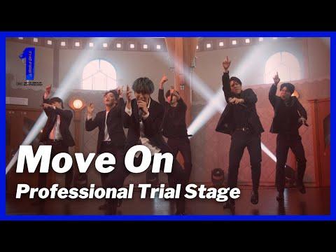 THE FIRST (Shota, Shunto, Ten, Ryoki, Ryuhei & Ran) - Move On