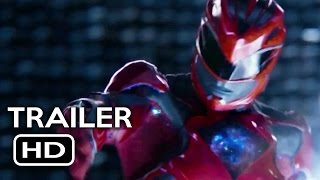 Power Rangers International Trailer #2 (2017) Bryan Cranston, Elizabeth Banks Action Movie HD