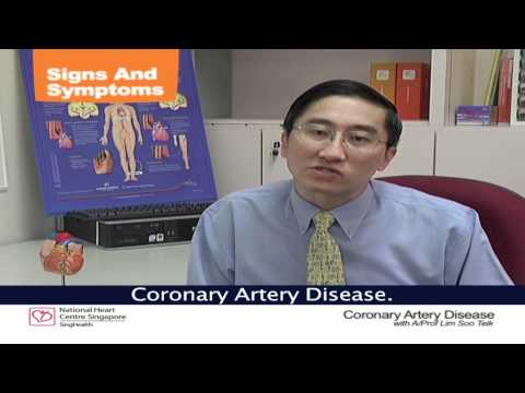 Video Coronary Artery Disease - Signs & Symptoms