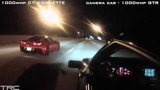 Street Racers Vs Police Chase Compilation 2016