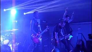 Vinterland - Our Dawn Of Glory live at Maryland Deathfest XI