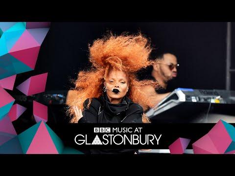 Janet Jackson - Rhythm Nation (Glastonbury 2019)