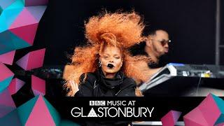 Janet Jackson   Rhythm Nation (Glastonbury 2019)