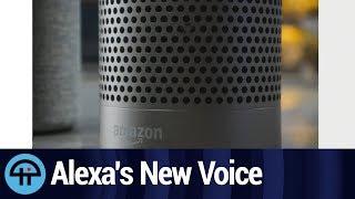 "Amazon Tries to Make Alexa Sound ""Newsy"""
