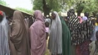 Kano Residents Vote In Nigerian Election