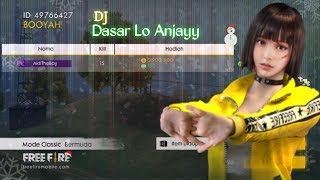 Free Fire | DJ Dasar Lo Anjay |