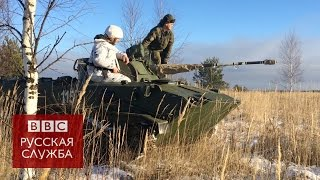 Российские ВДВ под Псковом учатся захватывать аэродромы