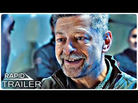SAS: Red Notice Trailer Starring Ruby Rose and Andy Serkis