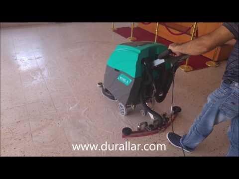 Powerwash Okul Zemin Temizlik Makinası - Okul Temizliği