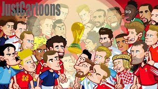 🏆 World Cup 2018 ⚽Highlights 🏆