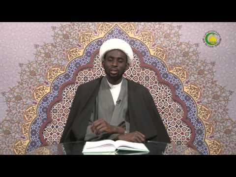 151. HUKUNCI YIN HADDI - Malam : Shekh malam Mouhammed Darulhikma