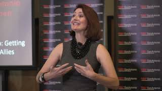 From MeToo to UsTwo: Getting Real About Men as Allies   Sarah Bodner   TEDxSanAntonioWomen