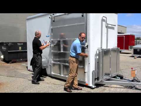 Portable ADA Restrooms Trailer | Installation and Setup of an ADA Compliant