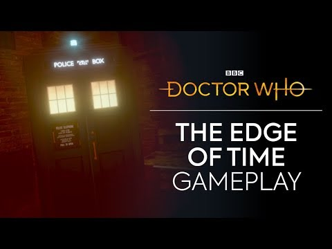 FIRST LOOK: The Edge of Time VR | SDCC Gameplay | Doctor Who thumbnail