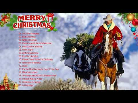 Classic Country Christmas Songs – Best Country Carols Music Playlist – Country Christmas Music